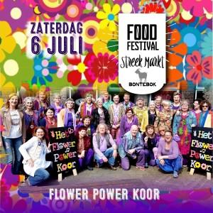 flower power koor